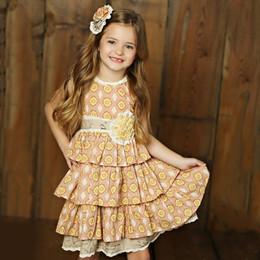 Mustard Pie  Sweet Pea Clara Dress