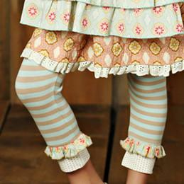 Mustard Pie Sweet Pea Griffin Legging - Blue