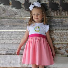Evie's Closet Spring Wreath Dress