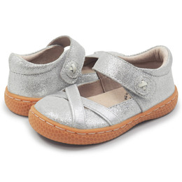 Livie & Luca  Serena Limited Edition Shoes - Soft Silver (Spring 2018)