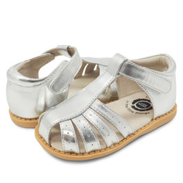 Livie & Luca Paz Sandals - Platinum (Summer 2018)