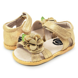 Livie & Luca Camille Limited Edition Sandals - Soft Gold (Summer 2018)