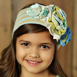 Mustard Pie Apple Blossom Flora Headband
