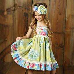 Mustard Pie  Apple Blossom Ashton Dress