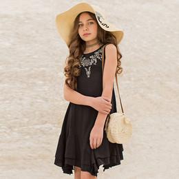 Joyfolie  Karina Dress - Black