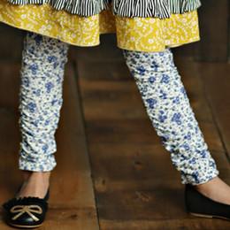 Mustard Pie English Blue Leila Legging - English Blue