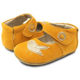 Livie & Luca Pio Pio Baby Shoes - Butterscotch Suede (Fall 2018)