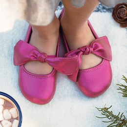 Livie & Luca Halley Shoes - Magenta Luster (Fall 2018) (*New Style*)