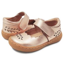 Livie & Luca Juniper Shoes - Rosegold Metallic (Fall 2018) (*New Style*)