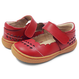 Livie & Luca Juniper Shoes - Scarlet (Fall 2018) (*New Style*)