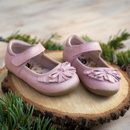 Livie & Luca Willow Shoes - Desert Rose Suede (Fall 2018) (*New Style*)