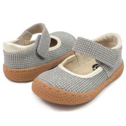 Livie & Luca Gemma Shoes - Gray Sparkle (Fall 2018)