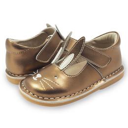 Livie & Luca Molly Shoes - Copper Metallic (Fall 2018)