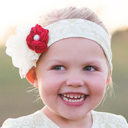 Giggle Moon Gifts From Heaven Knit Headband - Print
