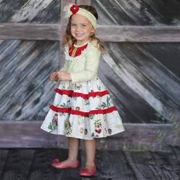 Giggle Moon Gifts From Heaven Party Dress