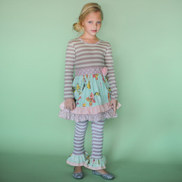 Giggle Moon Parting Of The Sea Madison 2pc Set