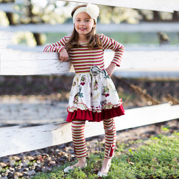 Giggle Moon Gifts From Heaven Stella Dress 2pc Set