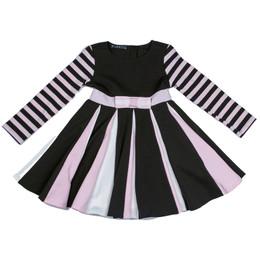 Biscotti Modern Beauty Striped Dress