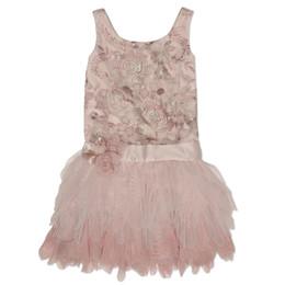 Biscotti Timeless Romance Drop Waist Dress