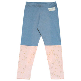 Be Girl Clothing Peach Cobbler Leggings