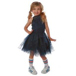 Ooh La La Couture Carrie Dress - Navy