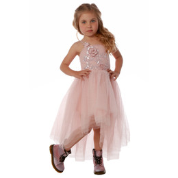 Ooh La La Couture Kyle Dress - Heavenly Pink