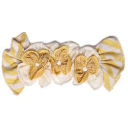 Isobella & Chloe Goldilocks Hard Headband - Yellow
