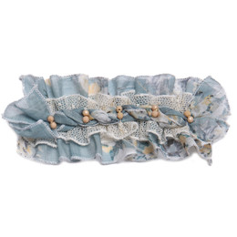 Isobella & Chloe Four Seasons Hard Headband - Blue