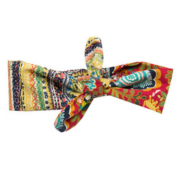 Haute Baby Gypsy Autumn Lucy Bow