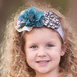 Haute Baby Gracie's Garden Headband