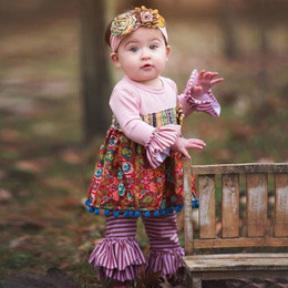 Haute Baby Gypsy Autumn 2pc Swing Set