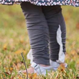 Haute Baby Gracie's Garden Legging