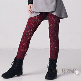 Jak & Peppar  Nirvana Dazed and Confused Legging - Brick