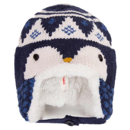 Catimini Nomade Garcon Air Of Simplicity Penguin Hat