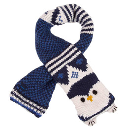 Catimini Nomade Garcon Air Of Simplicity Penguin Scarf