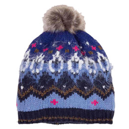 Catimini Nomade Air Of Simplicity Pom Pom Hat