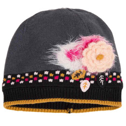Catimini Graphic Floral All In The Air Floral Hat