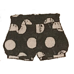 Catimini Graphic City All Fire And Flame Bubble Shorts