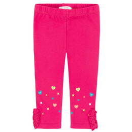 Deux Par Deux Owl You Need Is Love Jersey Legging