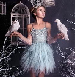 Tutu Du Monde  A Winter's Tale Queen Of The Vines Tutu Dress - Ivy