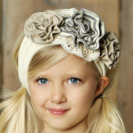 Little Prim Lilly Headband - Vanilla