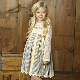 Little Prim Charleston Dress - Butter (*Lace Top Sold Separately*)