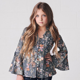 Jak & Peppar Dishwalla Wildflower Tunic