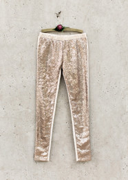 Joyfolie Juno Leggings - Bronze