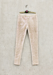 Joyfolie Juno Leggings - Champagne