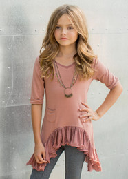 Joyfolie Dylan Top - Dusty Rose