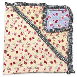 Mustard Pie  Strawberry Fields Emmie Reversible Blanket (*New Style!*)