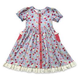 Mustard Pie  Strawberry Fields Linley Knit Dress (*New Style*)