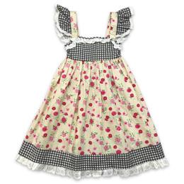 Mustard Pie  Strawberry Fields Isadora Dress - Multi