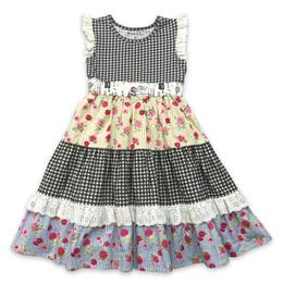 Mustard Pie  Strawberry Fields Charli Dress